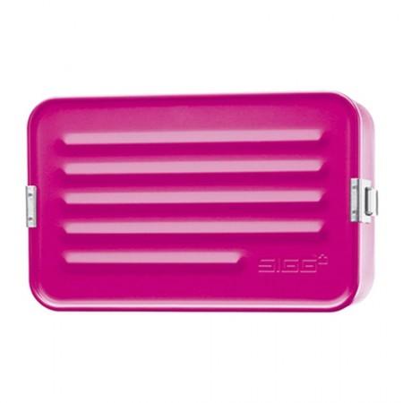 SIGG aluminium lunchbox maxi roze fuchsia