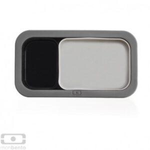 bento-monbento-silicone vormen grijs zwart