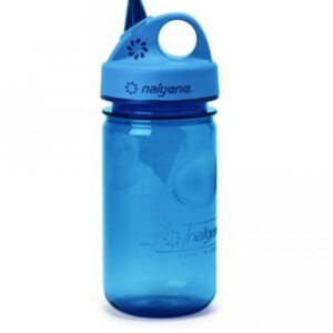 Nalgene bottle Grip n Gulp Kids blue